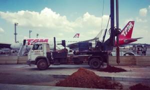 Estaca Escavada Mecanicamente