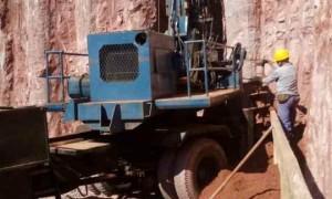 Perfuratriz de Estaca Escavada em Cajamar