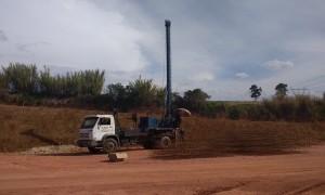 Cravação de Estaca Escavada