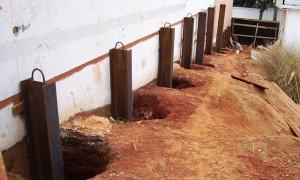 Fundação Superficial para Construção